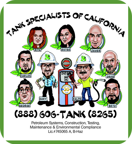 Tank Specialists Team