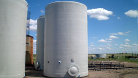 water storage & processing systems